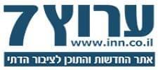 לוגו אתר ערוץ 7